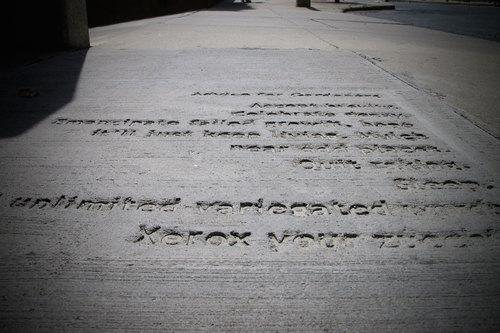 Real Estate Jeopardy: The Massachusetts City Inscribing Poetry in Its Sidewalks