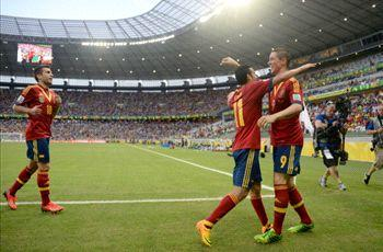 Spain sets new world record of 28 competitive matches unbeaten