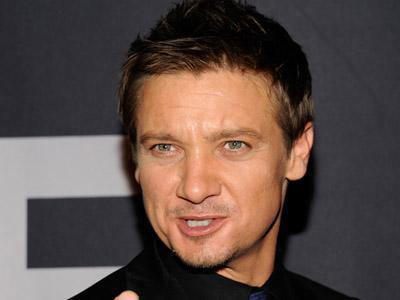 Renner takes on 'Bourne'