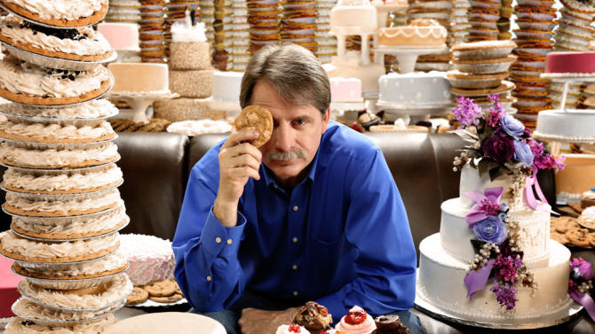 """""""The American Baking Competition"""" - Jeff Foxworthy"""