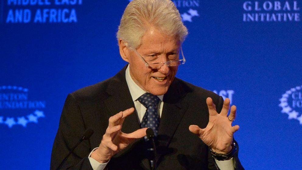 'Clinton Cash' Allegations 'Won't Fly,' Says Bill Clinton