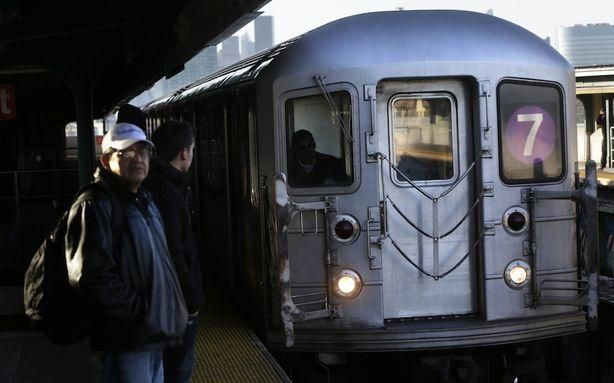 New York Police Think They Have the Latest Subway Pusher