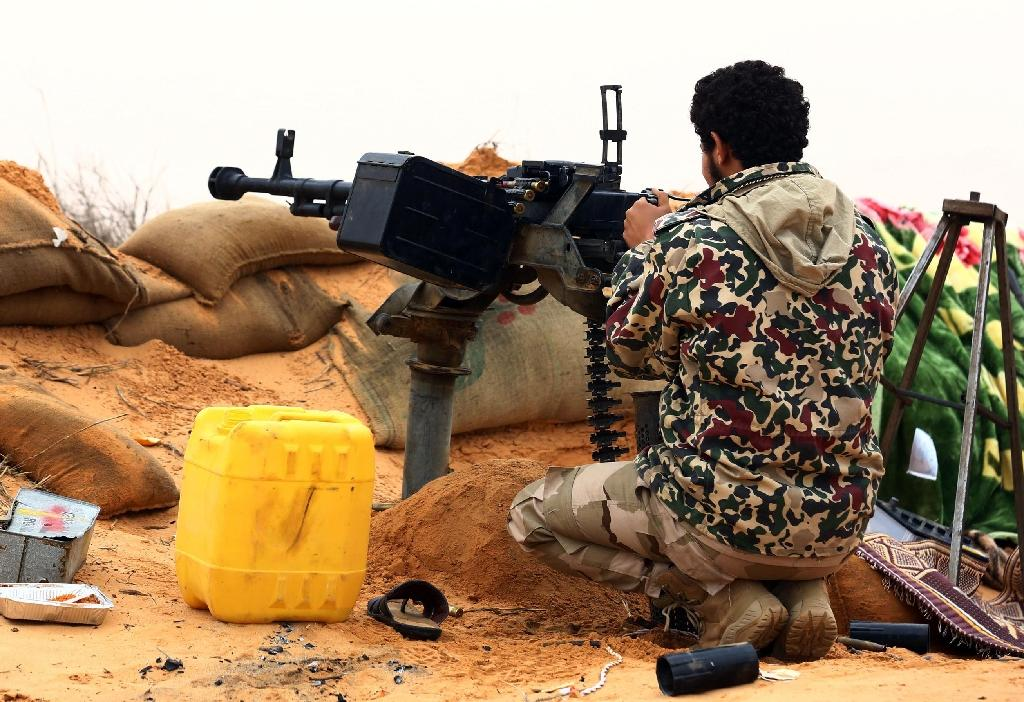 UN Security Council holds Libya arms embargo in place