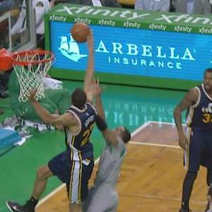 Gobert Denies Bradley