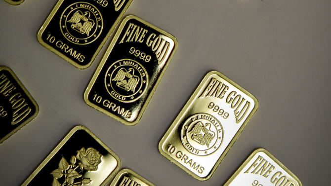 Why gold is making a comeback