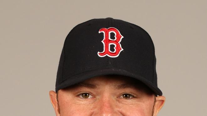 Jon Lester Baseball Headshot Photo