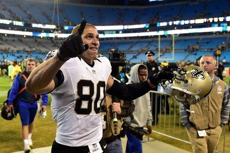 NFL: New Orleans Saints at Carolina Panthers