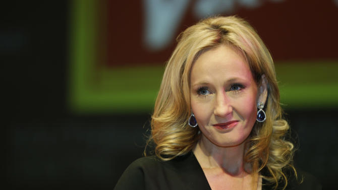 Signed copy of Rowling book could mean big money