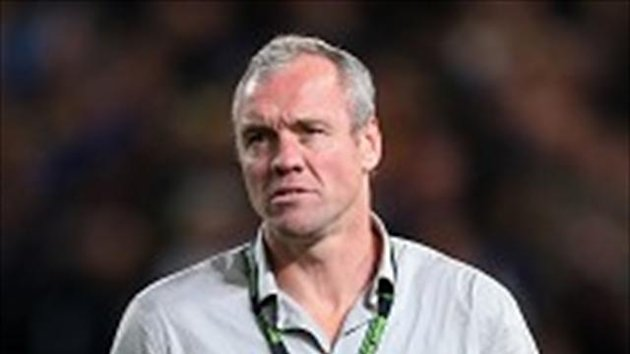 Brian McDermott led Leeds to back-to-back Super League titles