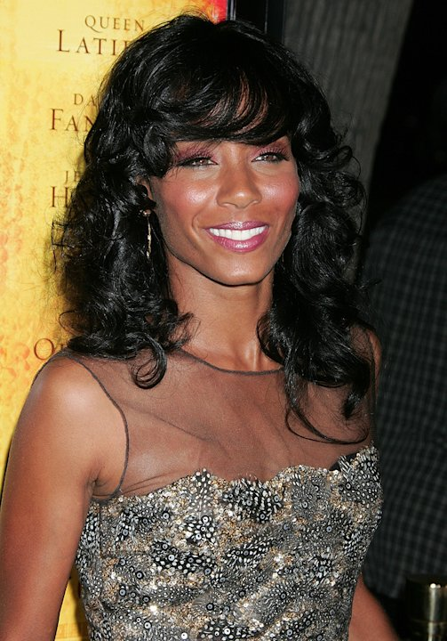 The Secret Life of Bees LA Premiere 2008 Jada Pinkett Smith