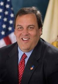 New Jersey Governor Christie Receives High Honor From APHL