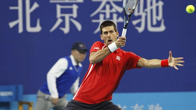 Djokovic in Peking