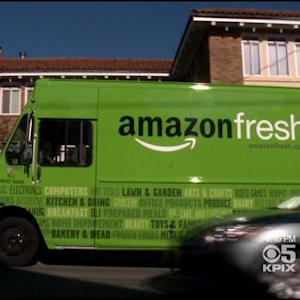 ConsumerWatch: Amazon Begins Grocery Delivery In San Francisco
