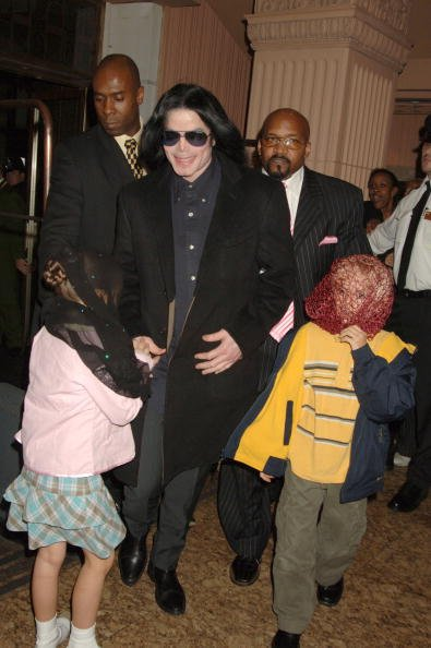 Michael Jackson Prince Michael II Paris