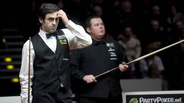 Ronnie O'Sullivan and Stephen Lee (Imago)