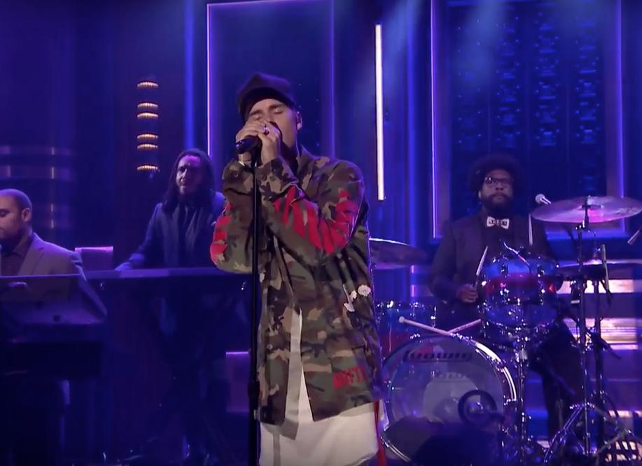 Justin Bieber Rocks Off-White on Fallon, Capping off Huge Month for Virgil Abloh