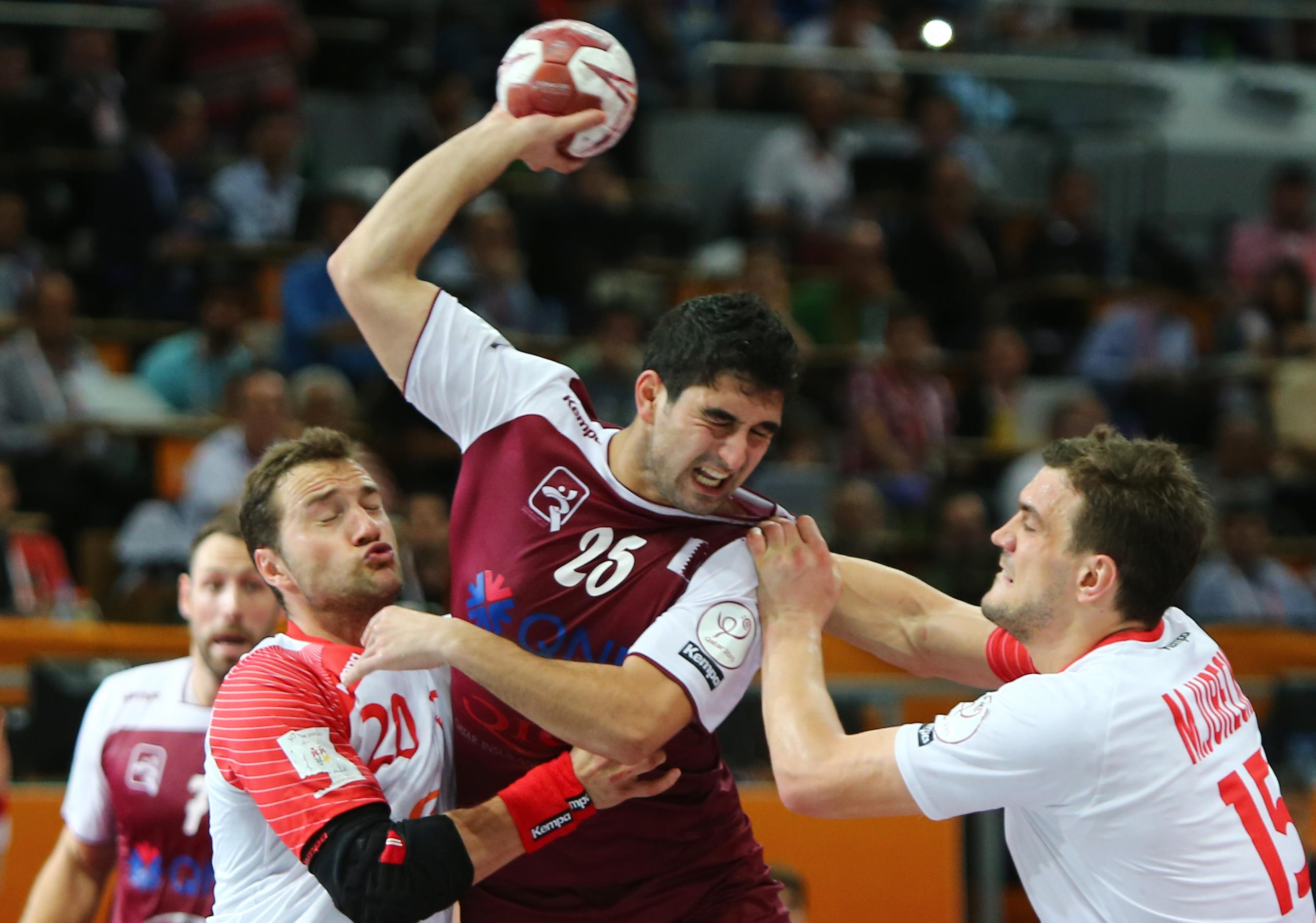History-making Qatar face France for world title