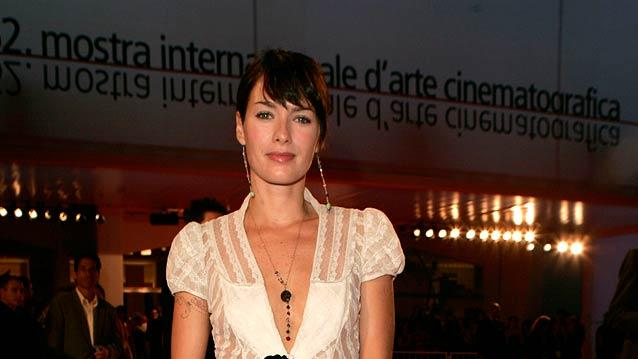 "Lena Headey at the 2005 Venice Film Festival - ""The Brothers Grimm"" Premiere."