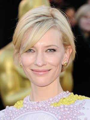 Cate Blanchett Developing 'Cancer Vixen' at HBO