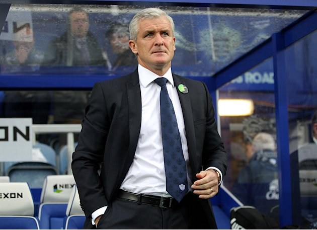QPR have confirmed that Mark Hughes, pictured, remains at the club