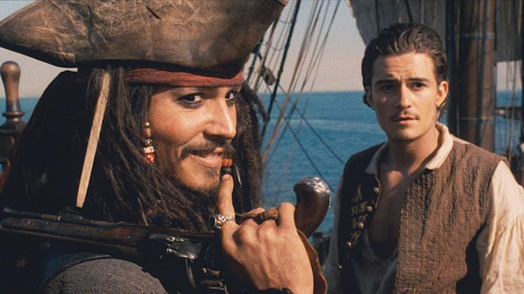 5 Best Johnny Depp Movies 2011 Pirates of the Caribbean The Curse of the Black Pearl