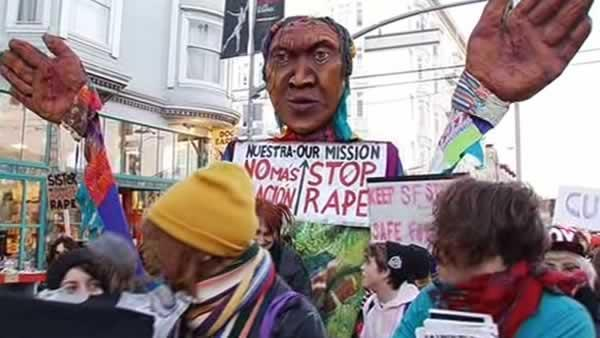 Marchers call for end to violence against women