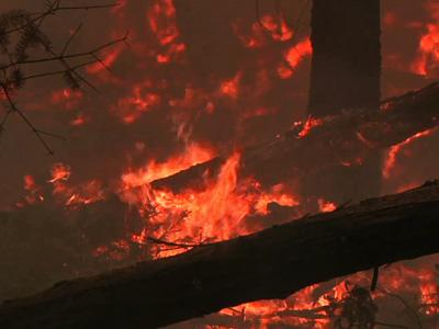 Cool Weather Could Soon Help Calif. Firefighters