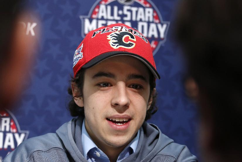 Johnny Gaudreau: Cult hero, 'shy, humble, little guy'