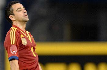 Del Bosque hails difference in opinion with Xavi