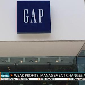 Gap CEO Art Peck Coming in With Right Tools: Wachs