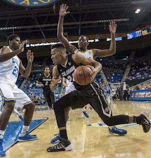 Anderson, Alford lead UCLA past Colorado 92-74