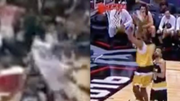 Tracy McGrady's Attempt To Replicate His Classic All-Star Alley-Oop Is Sad And Hilarious