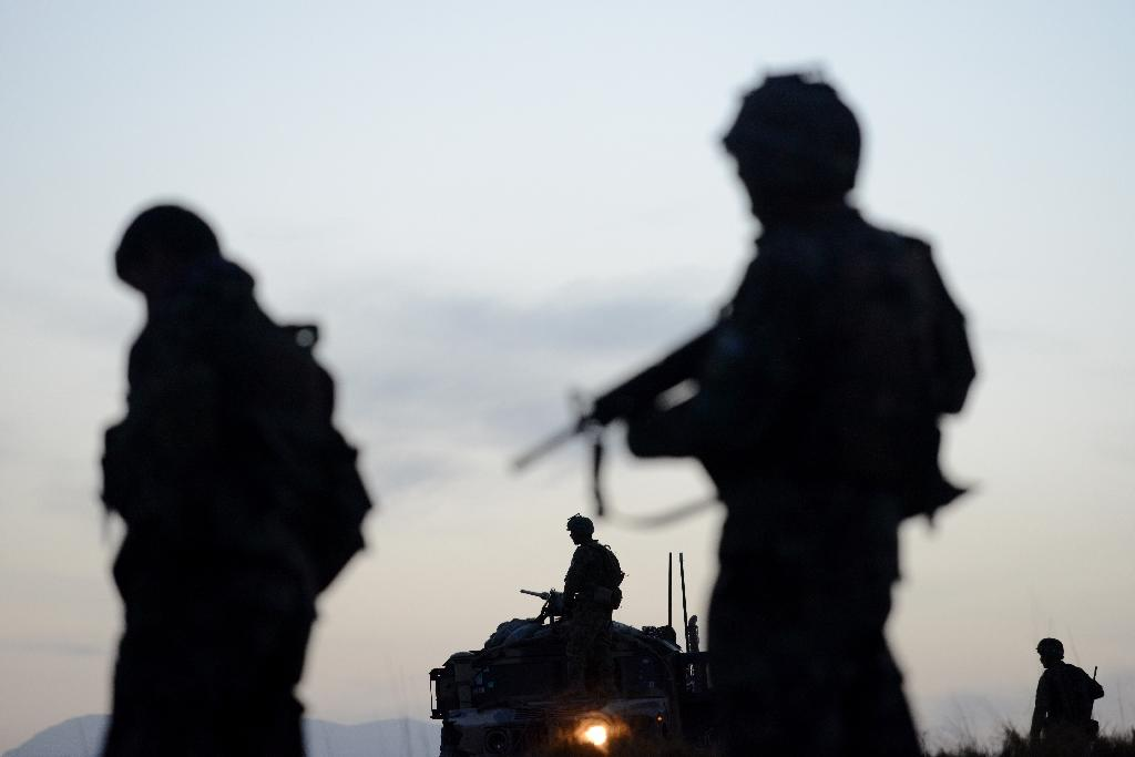 Afghan army launches rescue bid after helicopter shot down