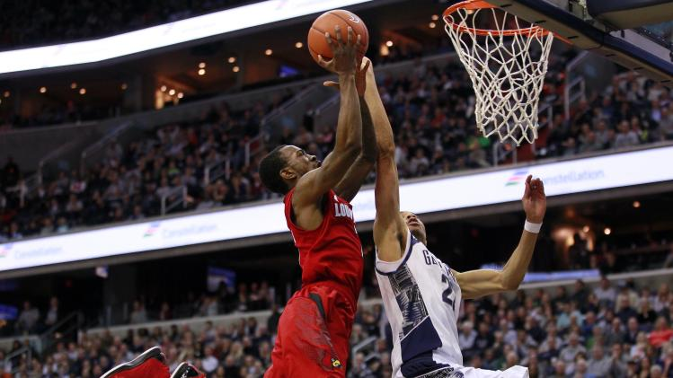 NCAA Basketball: Louisville vs Georgetown