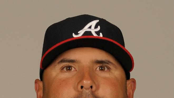 Gerald Laird Baseball Headshot Photo