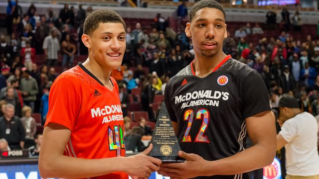 McDonald's All American - Past MVP's