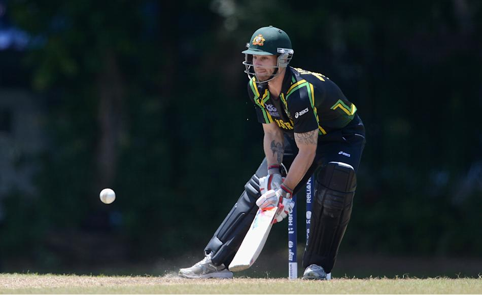New Zealand v Australia - T20 World Cup Warm Up Match