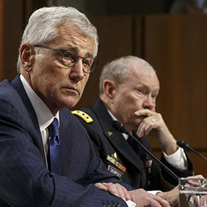 Military Officials Say Ground Troops Possible