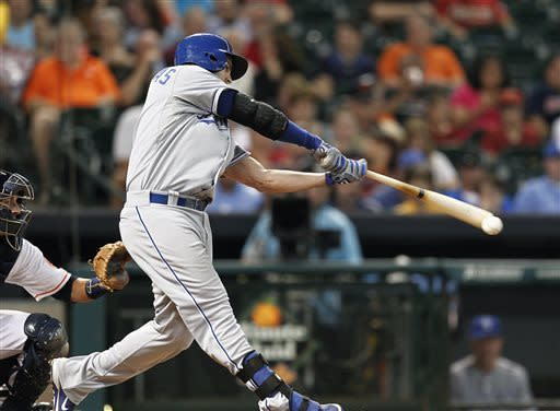 Royals end skid with 7-3 win over Astros