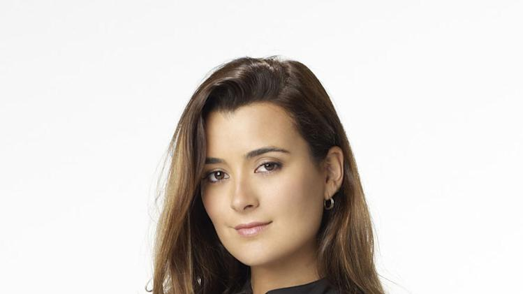 "Cote de Pablo stars as Ziva David in ""NCIS."""
