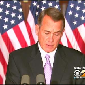 Boehner: The House 'Will Act' On immigration