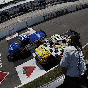 Final Laps: Blaney holds off Quiroga