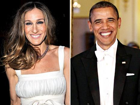 Sarah Jessica Parker Hosts Barack Obama Fundraiser: All the Details!