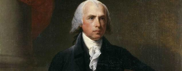 Isn't it about time James Madison had a memorial?