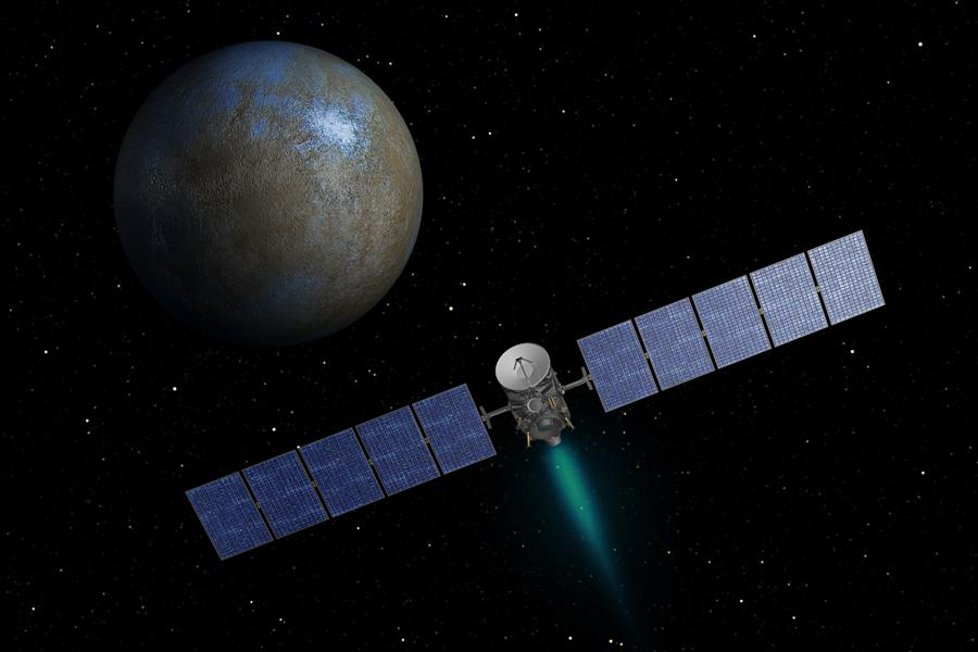 NASA is about to solve a major mystery about dwarf planet Ceres