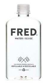 Fred Water Presents Solution to Plastic Bottle Problem: Refill It!