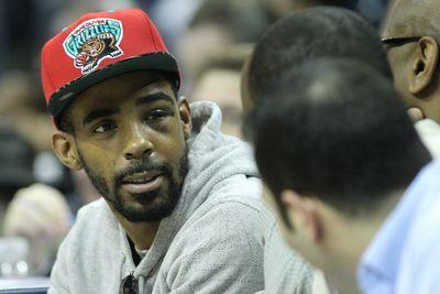 Mike Conley out for Game 1 against Warriors