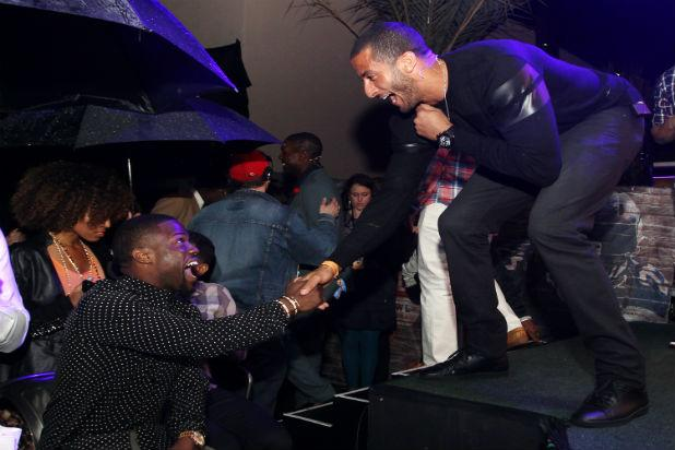 Super Bowl Party Report: The Scene From Phoenix (Updating)