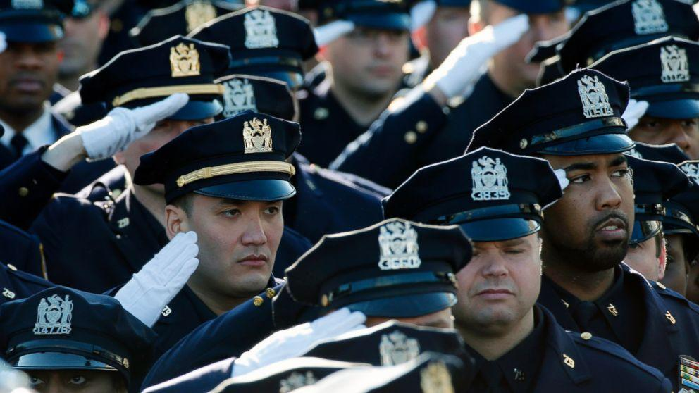 Slain Cop Called a 'Hero' and Promoted by NYPD Commissioner