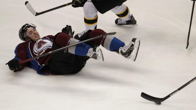 Duchene not likely to play in Wild series